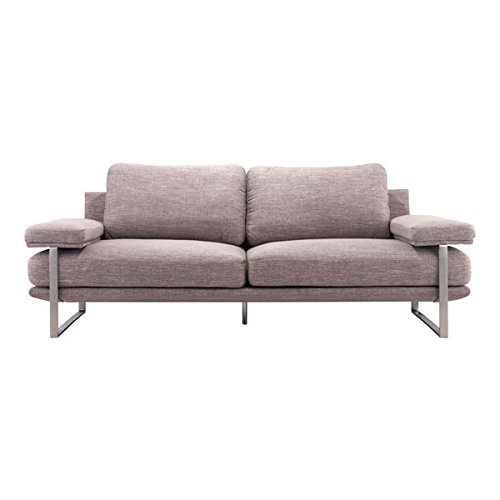 Mid Century Modern Sofa - Front View